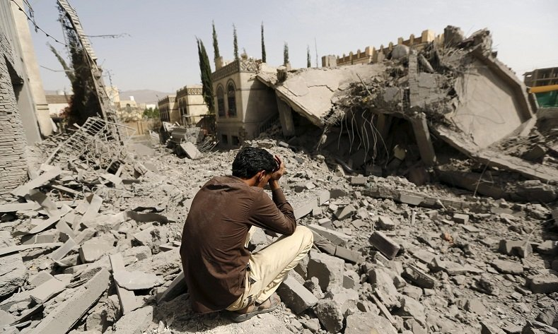 yemen destruction