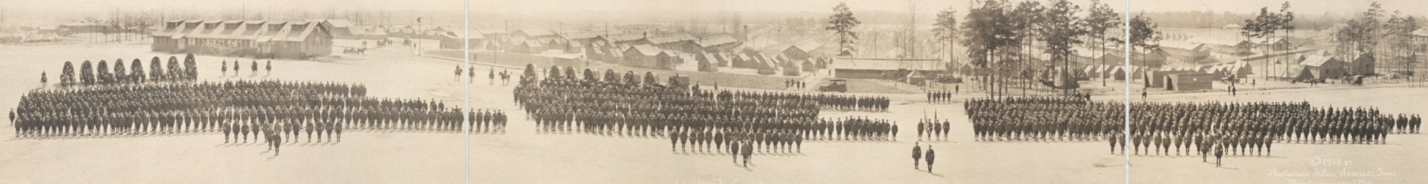 Camp Sevier, S.C., March 8th, 1918