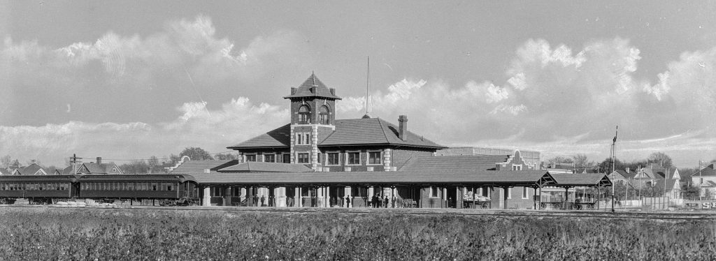 Goldsboro Union Station, ca 1920