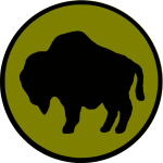 92nd Division insignia