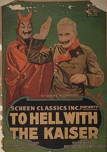To Hell with the Kaiser lobby poster